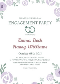 Wedding Invitation Enement