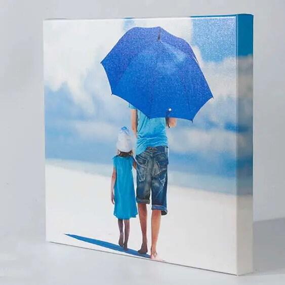 Canvas 40x50cm mat Frame 4cm