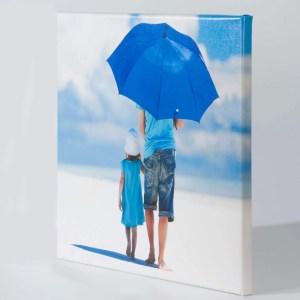 Canvas 40x40cm mat Frame 2cm