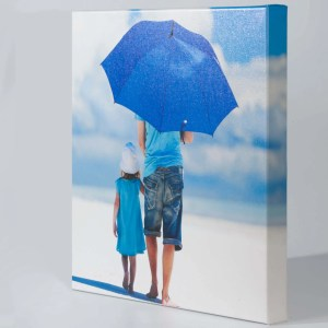 Canvas 50x50cm glans Frame 4cm