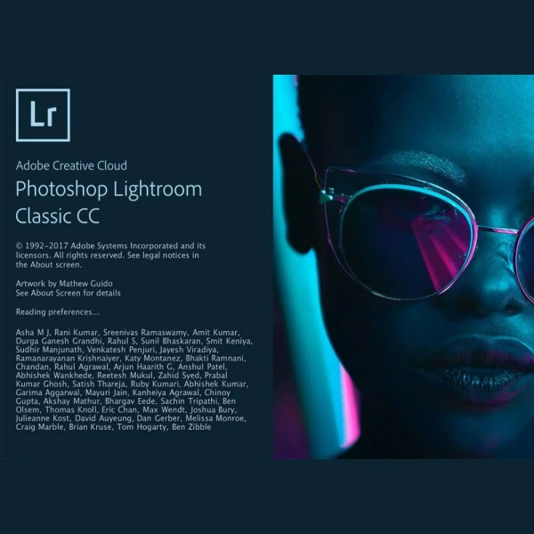 Cursus Adobe Lightroom