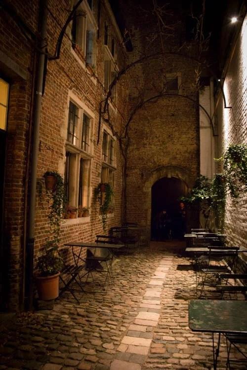 Afbeelding van de Antwerpen event area