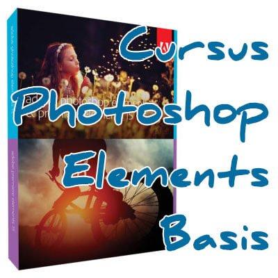 Cursus Photoshop Elements Basis