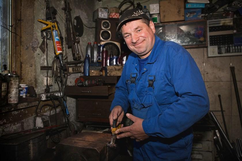 Natalija Ranceva_Automobilų mechanikas