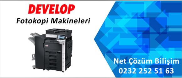 Develop Fotokopi Makineleri Satışı İzmir ve Manisa