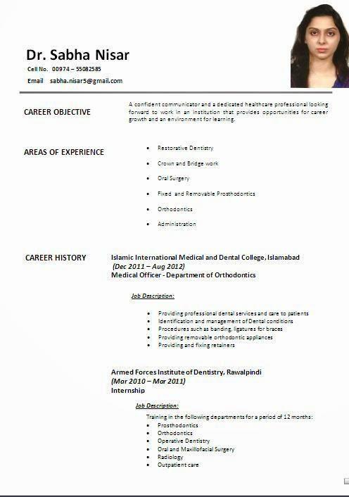Format Resume Download - Resume Sample
