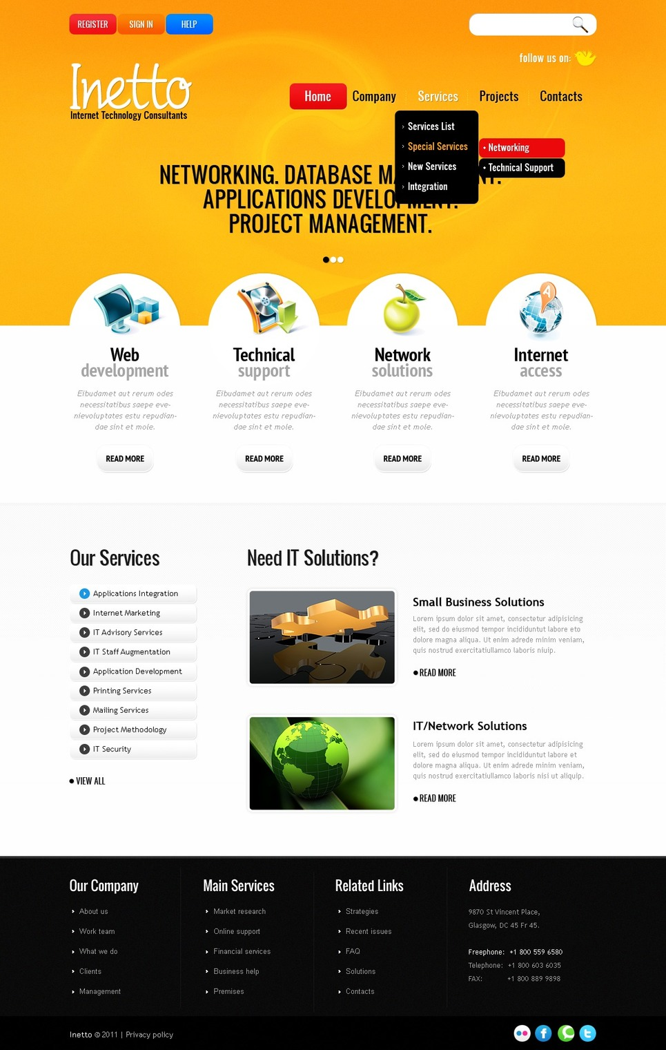 Website Templates Rich Image And Wallpaper