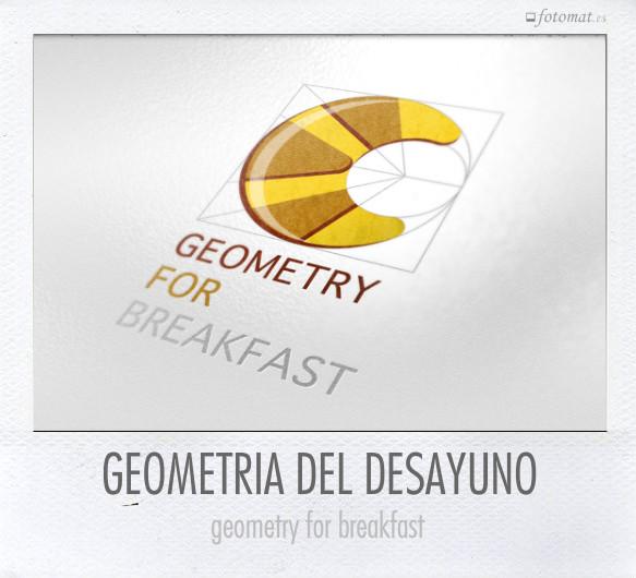 GEOMETRIA DEL DESAYUNO