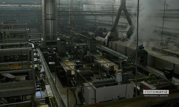 Old can factory
