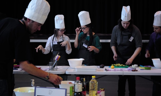Japanese Cooking course by Cocinoterapia in Murcia