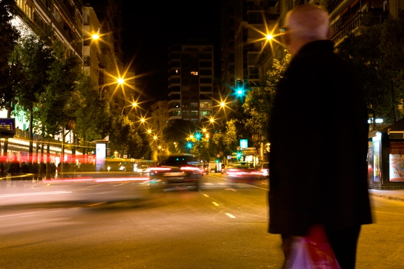 La Gran Via de Murcia