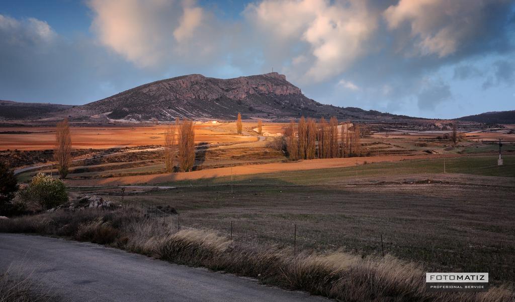 Campo de San Juan y la Risca