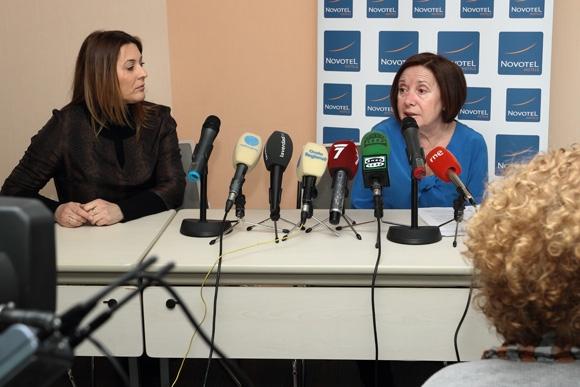 Rueda de prensa Aefat Murcia