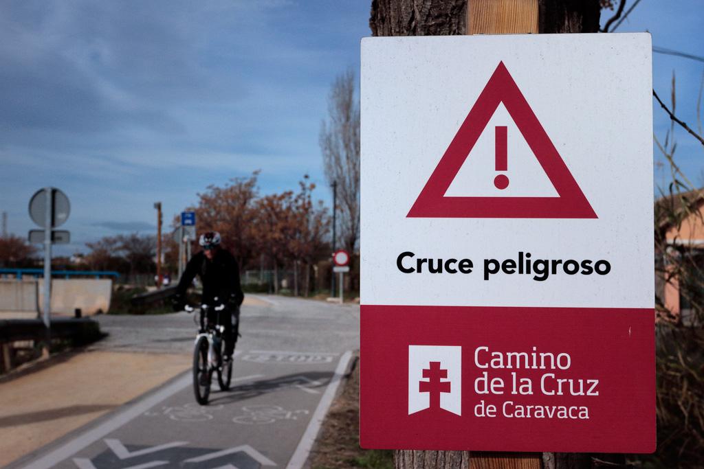 Primera etapa a Caravaca 2017