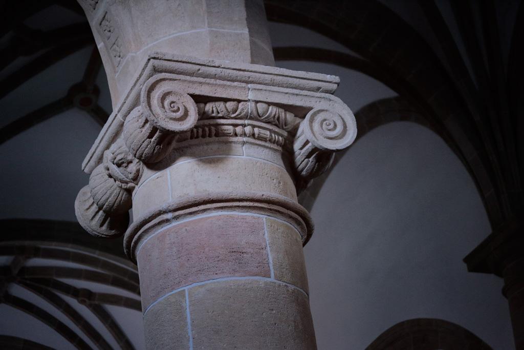 Ornamento iglesia Cehegín