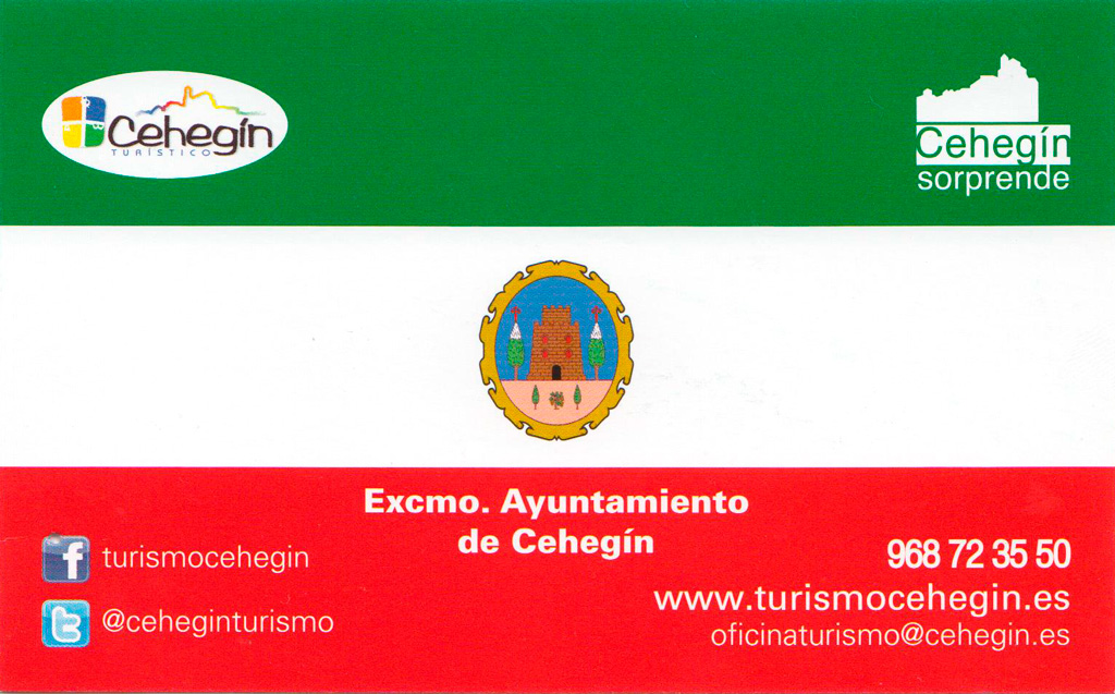 Turismo de Cehegín Murcia Spain