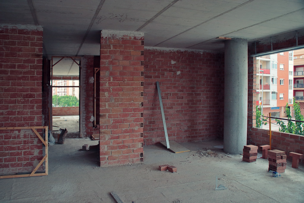 Albañerilla oficina 3ª planta
