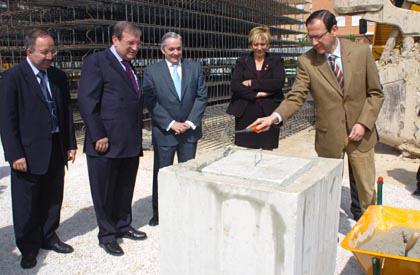 Miguel Ángel Cámara, Francisco Fernandez Dopico, Joaquin Navarro, Fernando Berberena y  Luis Chamizo