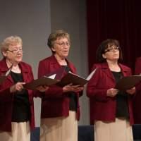 27. revija pevskih zborov društev upokojencev Maribor 2017