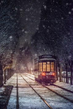 Tram Milano - Foto di Riccardo Casarico (c)