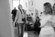 Io ero, sono, sarò - il Backstage - Foto di Carla Mondino (C)