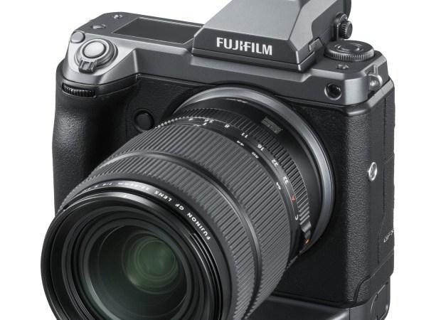 FujiFilm GFX100 con GF 32-64mm