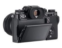 X-T3_Black_BackObl_MonitorDown+XF18-55mm