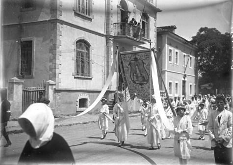Kel Marubi, Processione del Corpo di Cristo, 1929