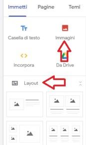 Google Sites - Oggetti
