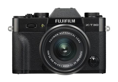 FujiFilm X-T30 Black + XC15-45mm f2.8