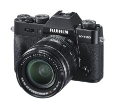 FujiFilm X-T30 Black + XF18-55mm