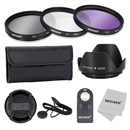 kit accessori fotografia digitale