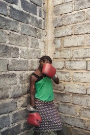 Alessandro Grassani - Boxing Against Violence: The Female Boxers Of Goma
