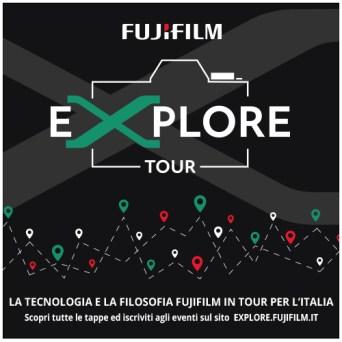 FUJIFILM EXPLORE TOUR 19