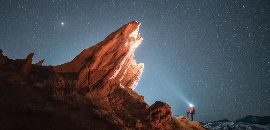 Kyrgyzstan Night - © Albert Dros
