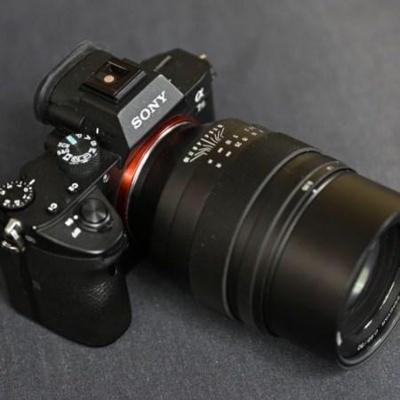 Zenitar 50mm f/0,95 - Sony eMount