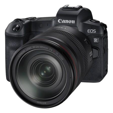 EOS R FSL canon rf 24-105mm f 4l is usm