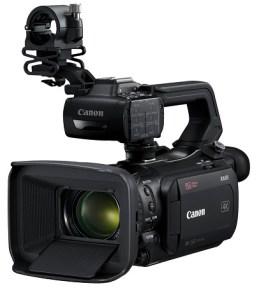 Canon XA55 e Canon XA50