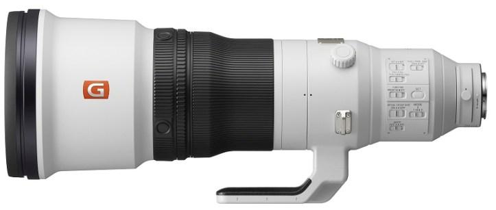 Sony teleobiettivo a focale fissa FE 600 mm F4 GM OSS