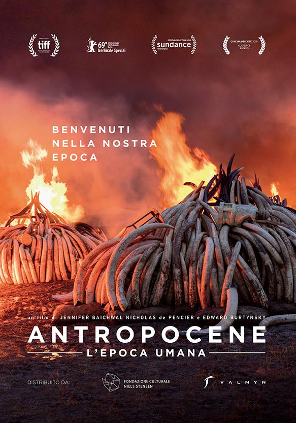 Antropocene - Locadina del Film