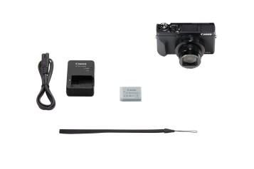 Canon G5X Mark II - Contenuto della confezione