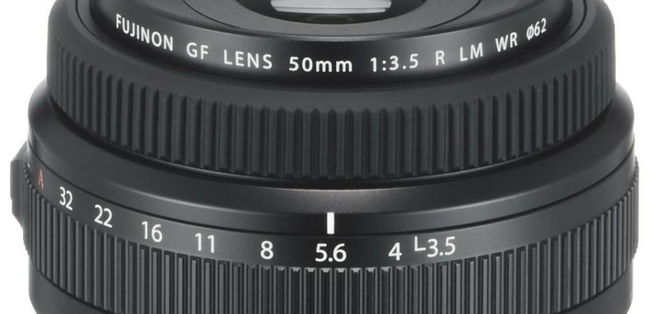 Fujinon GF 50mm F3.5