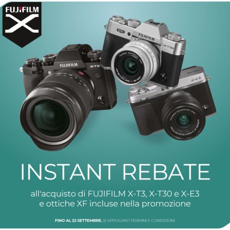 FujiFilm Estate 2019 INSTANT REBATE