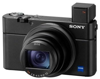Sony RX100 VII con EVF
