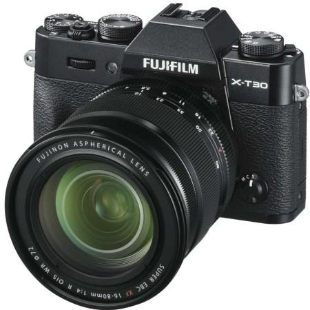 FujiFilm X-T30 + XF 16-80mm f4