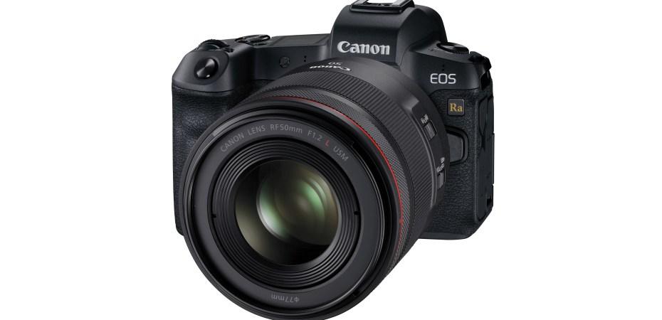 Canon EOS Ra con RF 50mm F1.2 L USM FSL