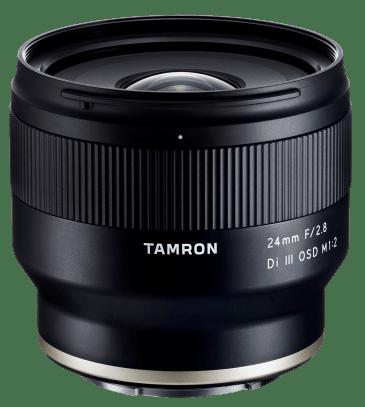 TAMRON 24mm F/2.8 Di III OSD M1:2 (Modello F051)
