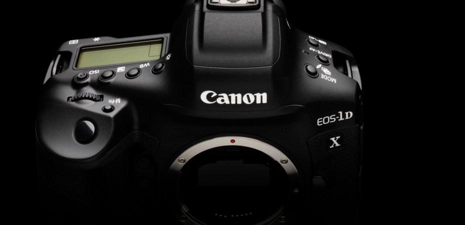 Canon EOS-1DX Mark III
