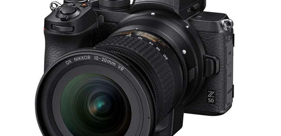 Nikon Z 50 + 10-20mm DX