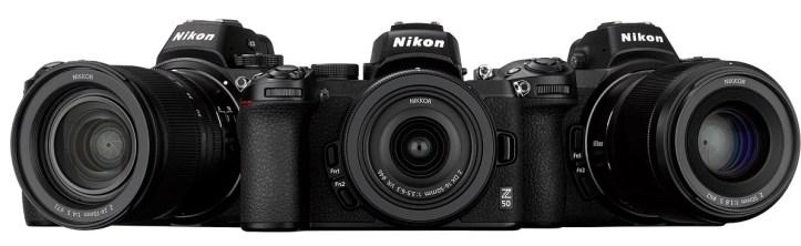 Nikon Z Mirrorless